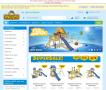 Spielturm, Sandkasten, Schaukel, Rutsche und Spielgeräte