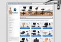 Werkstatt Stuhle, Arbeitssessel, Stehhilfen, Sattelsitze.