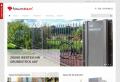 Zäune - Zaun Zäune - Design Briefkasten - Garten Zäune - Briefkästen - Briefkasten - townzaun